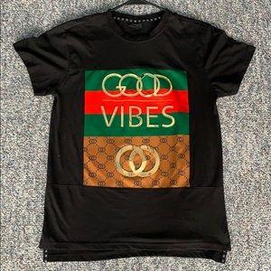 Good Vibes Men's T shirt